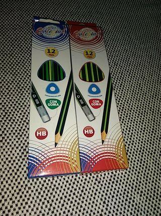 lápices escolares
