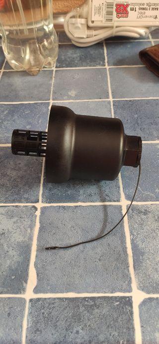 cubierta filtro aceite Seat León 2