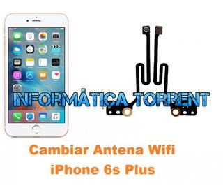 Cambiar Antena Wifi IPhone 6s Plus