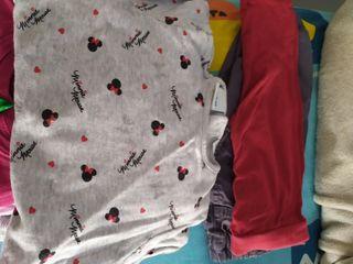 lote ropa bebé niña talla 9. a12meses