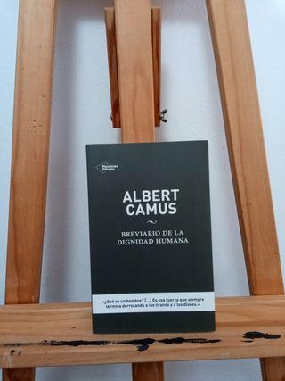 Breviario de la dignidad humana, Albert Camus