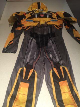 Disfraz Transformer