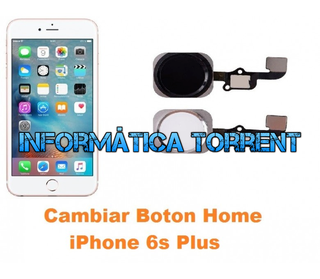 Cambiar Boton Home IPhone 6s Plus