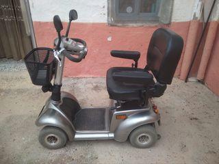Scooter para movilidad reducida