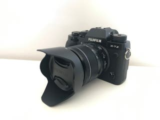 Cámara Fujifilm XT2