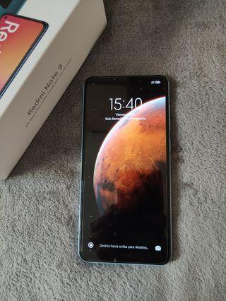 Móvil Xiaomi Redmi Note 9