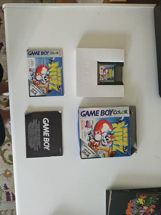 Mr nutz Game boy color