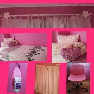 decoración dormitorio juvenil