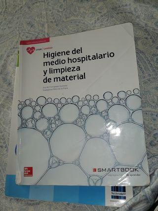 Higiene Medio Hospitalario y Limpieza de material
