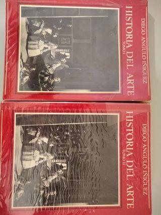Historia del Arte Tomos I y II