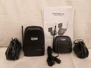 Transmisor-Receptor de TV-Audio-Video GigaVideo40
