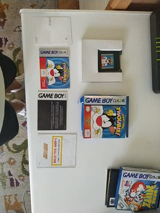 twouble Game boy