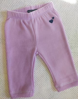 Pantalón chándal lila bebé NUEVO