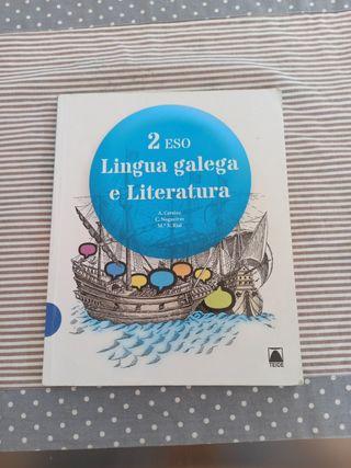 libro lingua e literatura 2°ESO TEIDE