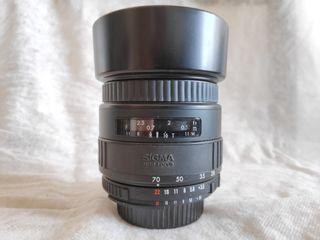 Objetivo Sigma para Nikon 28-70mm 3.5-4.5