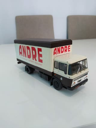 camiónes con defecto