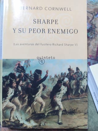 Sharpe y su peor enemigo