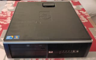 PC Hp 4Gb RAM 320 GB Disco duro
