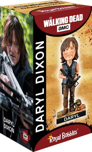 Figura The Walking Dead Daryl Royal Bobbles