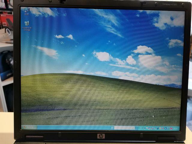 Hp Compaq nq6320