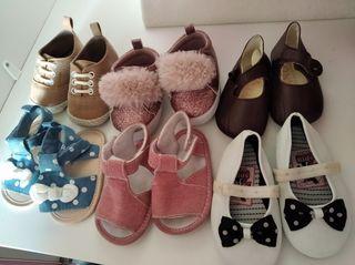 calzados de bebés