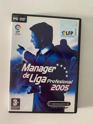 PC DVD Manager de Liga Profesional 2005