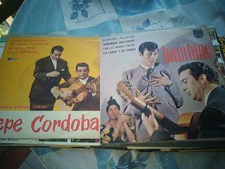 discos antiguos coleccionista