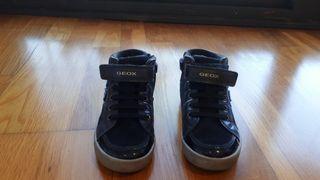 Zapatos Geox niña t. 26