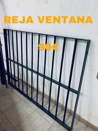 REJAS VENTANA Y PUERTAS