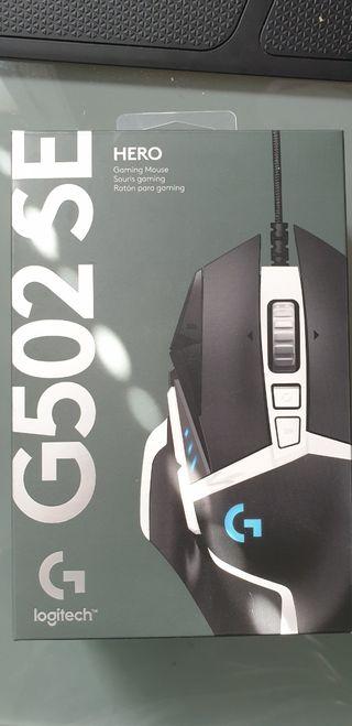 Logitech G502 Hero SE
