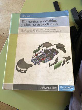 Elementos amovibles y fijos no estructurales