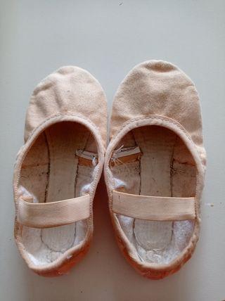 Zapatillas ballet Num 27