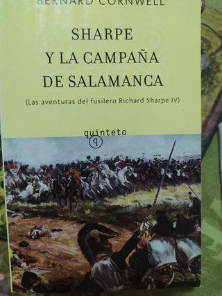 Sharpe y la campaña de Salamanca
