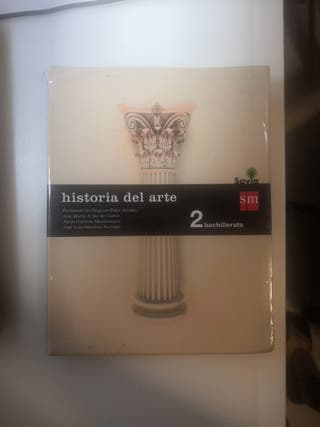 libro de historia del arte de 2° de Bachillerato