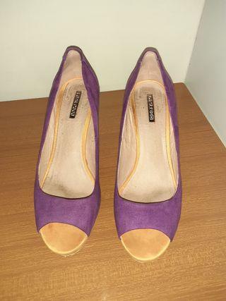 Zapatos La Strada fiesta
