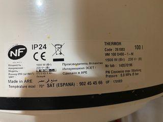 Termo eléctrico 100L