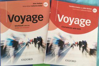 Libros Escuela de Idiomas B1 Inglés