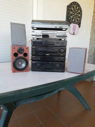 CADENA DE MUSICA