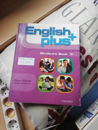 Libro de inglés, students book
