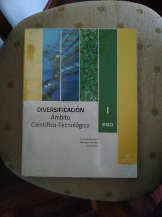 Libro de Diversificación
