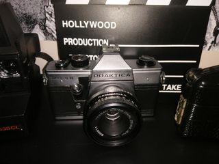 cámara analógica praktica mtl5