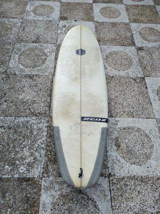 Tabla de surf ( mini Malibú )precio negociable