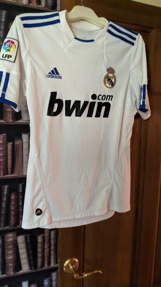 Camisetas del Real Madrid 2010