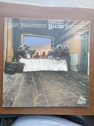 san francisco blues festival 2lp