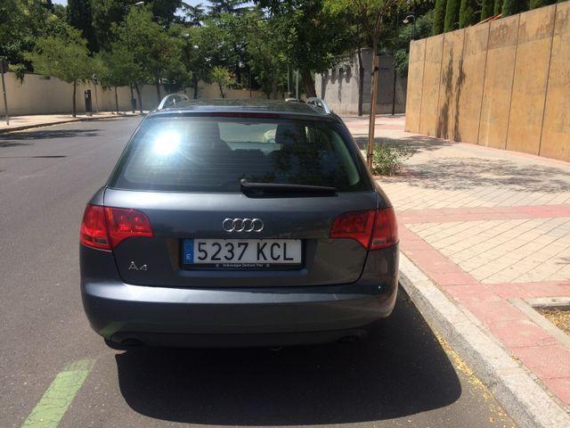 Audi A4 2.5 TDI Avant Multitronic