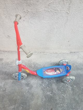 Patinete Cars