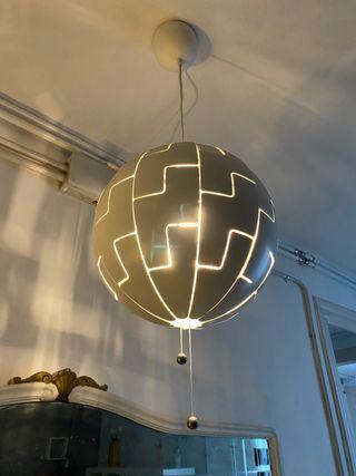 Lámpara transformable Ikea