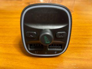 Modulador fm para radio de coche