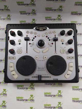 CONTROLADOR MIDI HERCULES DJ CONTROL MP3