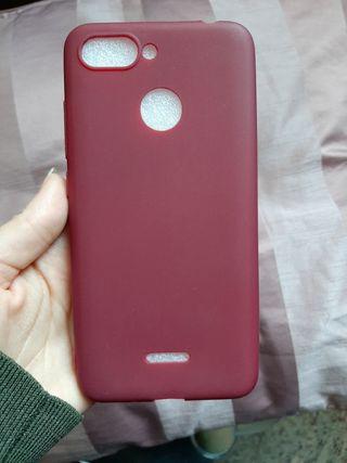 Funda Xiaomi redmi 6